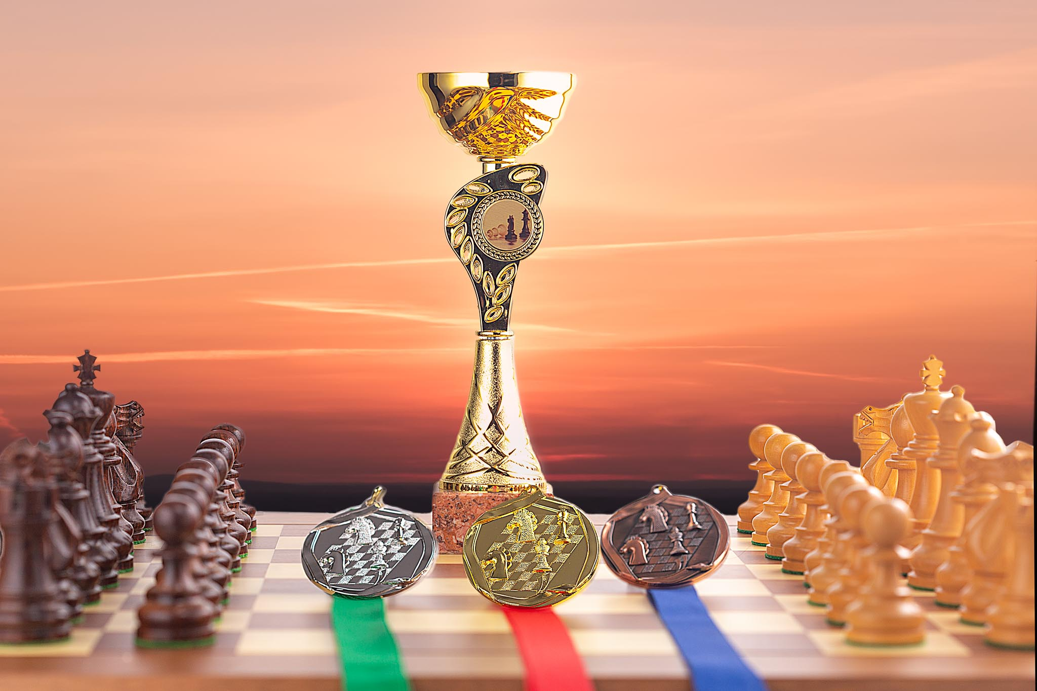 Шахматный турнир 2018