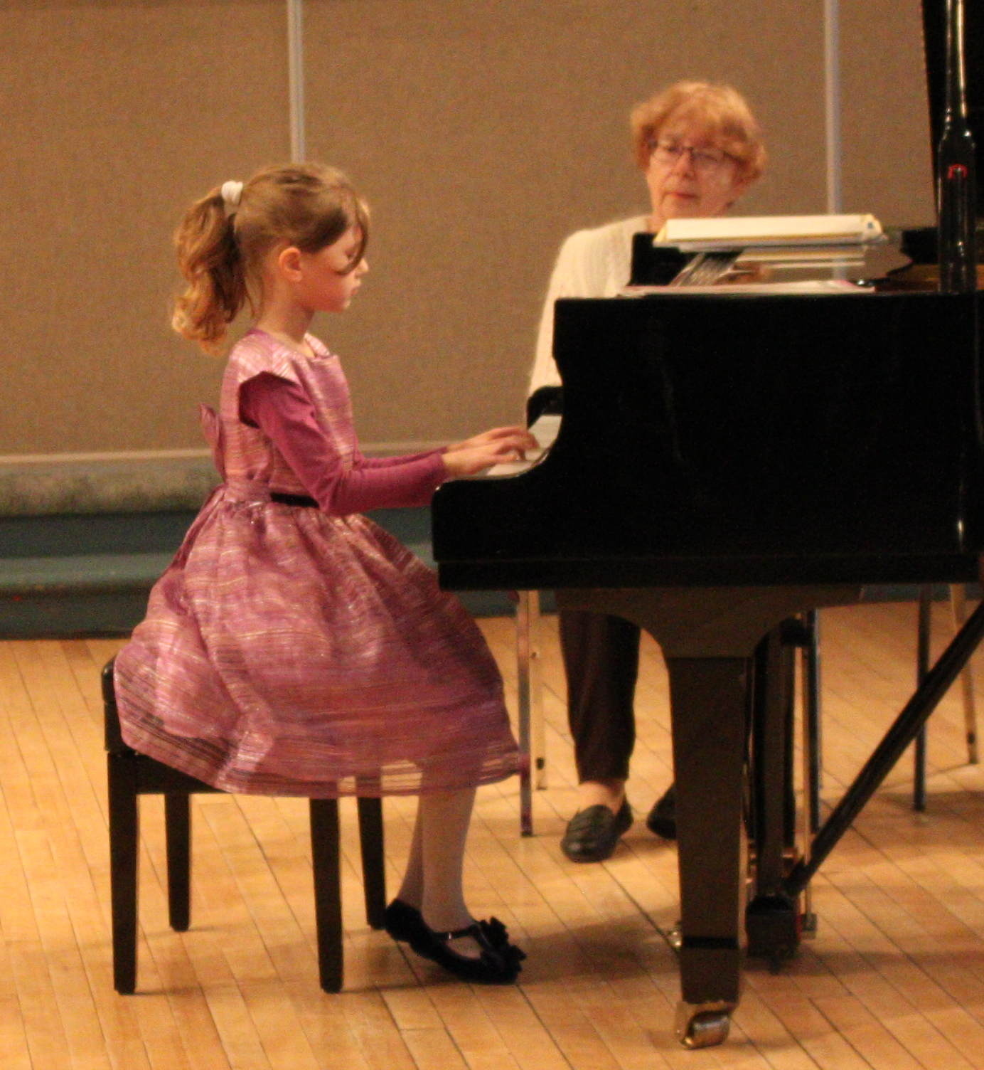 Отчётный концерт музыкальной школы